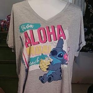 Disney Lilo and Stitch T-shirt